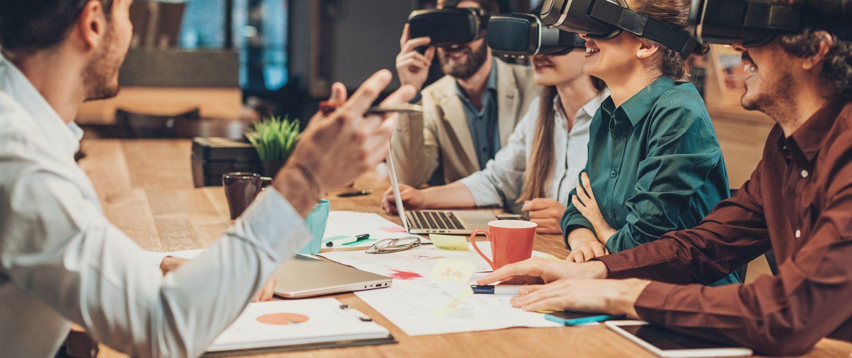 Reviatech - Présentation en Réalité Virtuelle