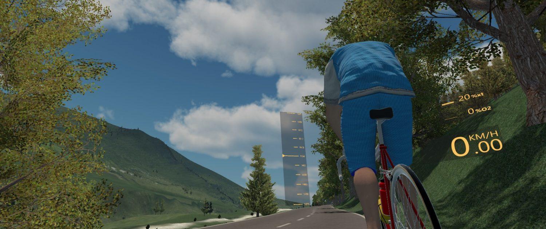 Reviatech - ReviaBiking VR Screenshot